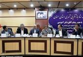 نشست ستاد بازآفرینی شهری استان سمنان با حضور وزیر راه به روایت تصویر