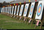 چهارمین اردوی تیم ملی تیراندازی با کمان در کیش