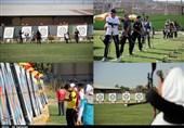 مسابقات تیراندازی با کمان رنکینگ کشوری در ارومیه پایان یافت+تصاویر