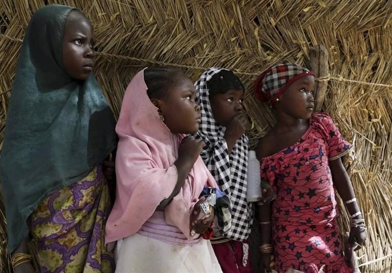 آفریقا  کشته شدن 33 کودک زیر 5 سال در اردوگاهی در نیجریه