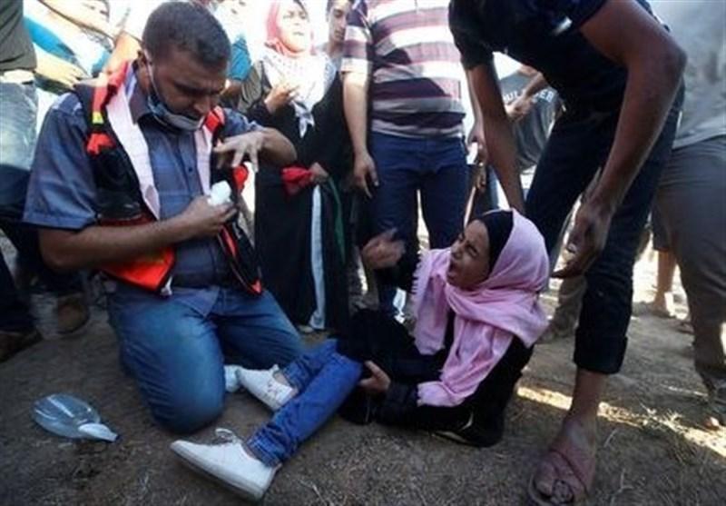 Israeli Troops Kill 2, Injure 270 on Gaza Border