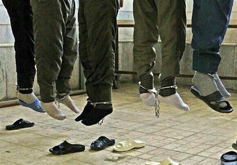 6 سارق طلا در مشهد به دار مجازات آویخته شدند