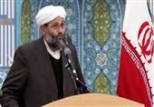 """آخوند صمدی: بهره گرفتن از برکات دفاع مقدس """"حلال مشکلات"""" جامعه اسلامی است"""