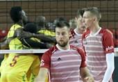پیروزی حریف تیم ملی والیبال ایران در دیداری دوستانه
