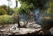 وقتی که خاک به هنر کیمیا میشود؛ ساخت تنور در «گلابر» زنجان قدمتی 150 ساله دارد