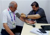 بازیهای آسیایی 2018| ارائه بیش از 170 مورد ویزیت پزشکی و فیزیوتراپی در اندونزی