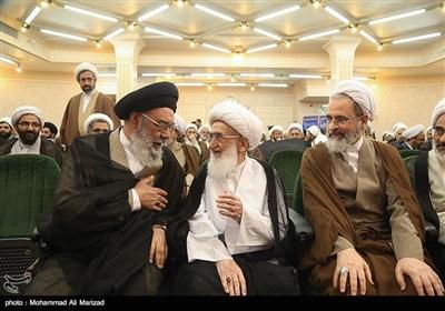 همایش نقش حوزه انقلابی در ماندگاری انقلاب اسلامی