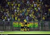 لیگ برتر فوتبال| پیروزی یک نیمهای سپاهان مقابل تراکتورسازی