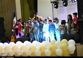 خوزستان| برگزاری جٌنگ شادی حمایت از کودکان اوتیسمی در بندرماهشهر