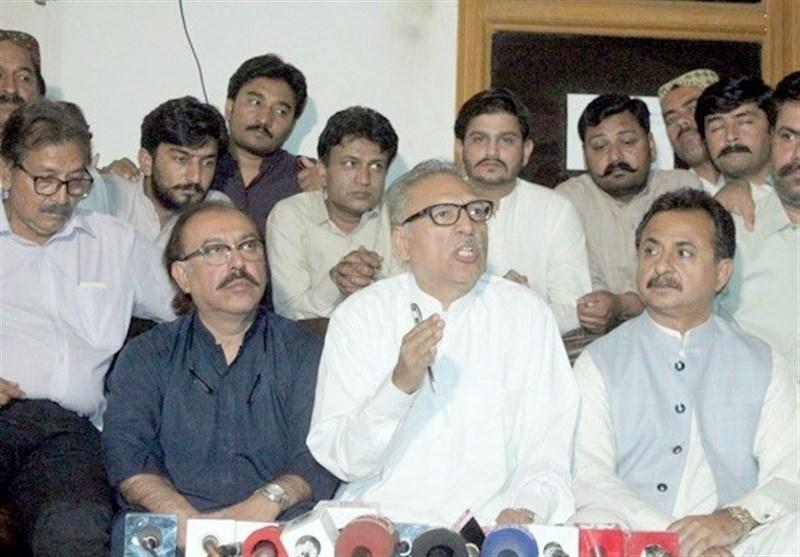 تحریک انصاف کے عارف علوی صدرارتی امیدوار نامزد