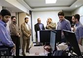 بازدید سردار محمد شعبانی استاد دانشگاه امام حسین(ع) و دافوس سپاه از باشگاه خبرنگاران پویا