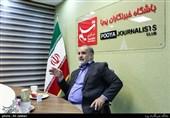 سردار محمد شعبانی استاد دانشگاه امام حسین(ع) و دافوس سپاه