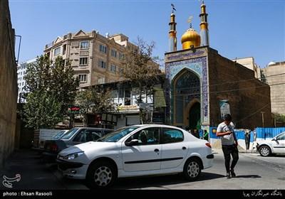 مسجد و حسینه ثامن الحجج (ع)