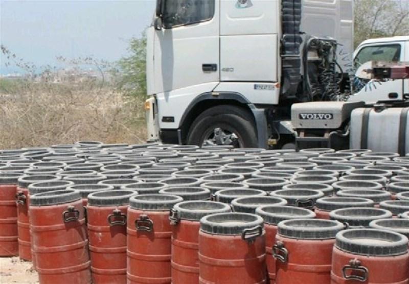 بوشهر|10 تن زیتون قاچاق در شهرستان کنگان معدوم شد