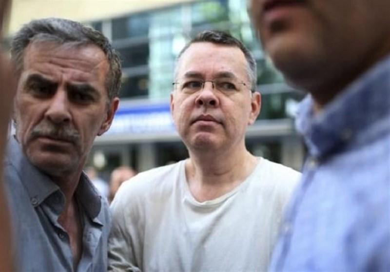 توافق ترکیه-آمریکا برای آزادی کشیش جنجالی