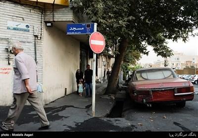 باغ فیض 27 خانوار داشت و اکنون جزو یکی از مناطق خوش آب و هوای تهران محسوب می شود