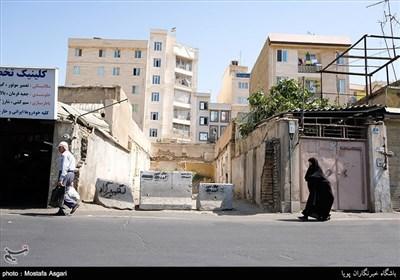 محله باغ فیض تهران