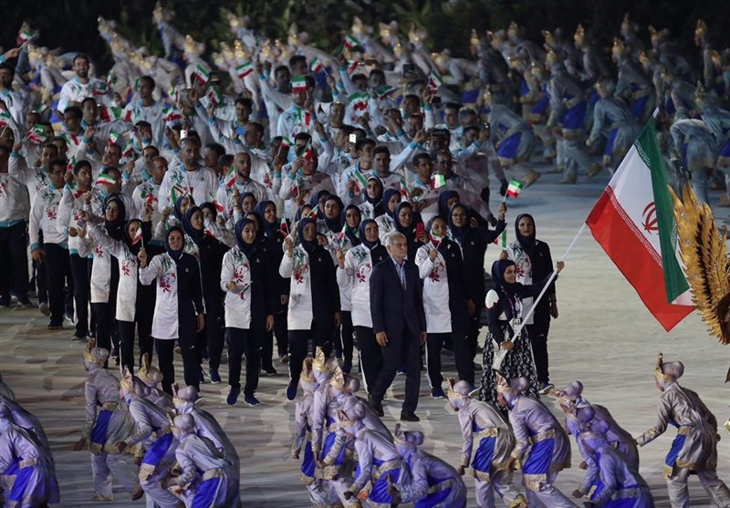 Iran Finishes Sixth at Asian Games after Winning 62 Medals