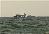 فلسطین| آغاز پنجمین راهپیمایی دریایی از بندر غزه؛ تیراندازی صهیونیستها به کشتیها
