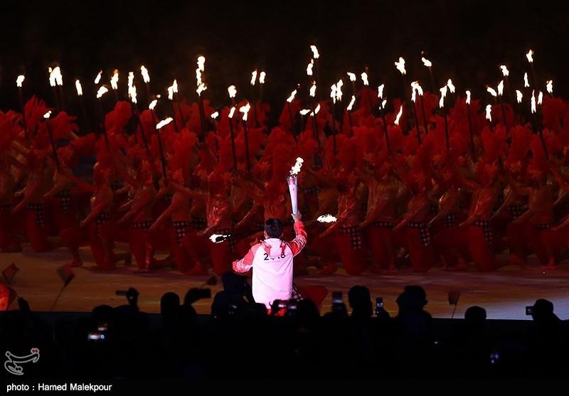 گزارش خبرنگار اعزامی تسنیم از اندونزی|سورپرایز اندونزیاییها در افتتاحیه بازیها/ وقتی که همه شوکه شدند!