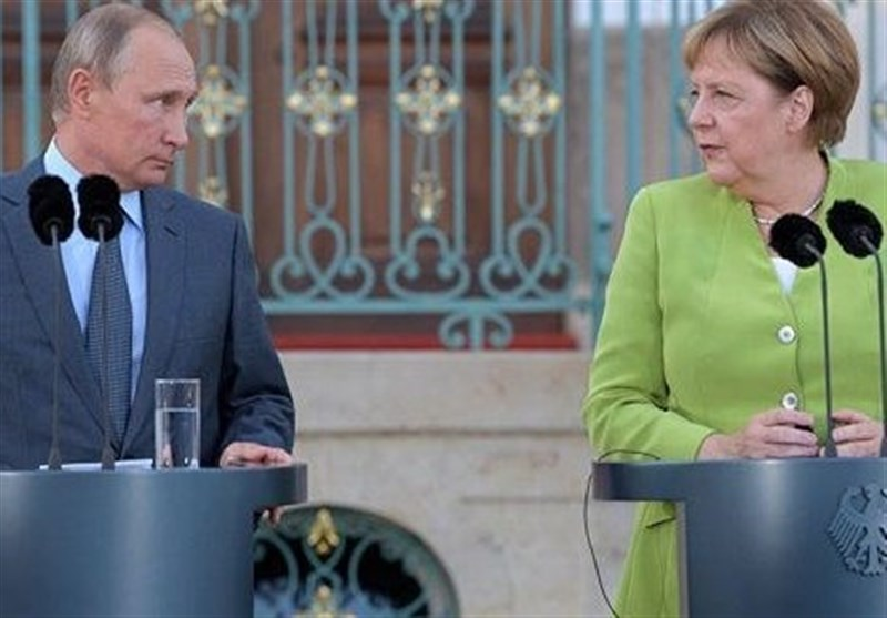 میرکل: لن نعتمد کلیاً على روسیا فی مجال الطاقة
