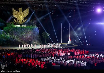 Indonesia Opens Asian Games with Explosive Ceremony
