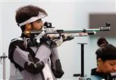 تیراندازی قهرمانی جهان - کرهجنوبی  تیم میکس تفنگ جوانان ایران به نقره رسید