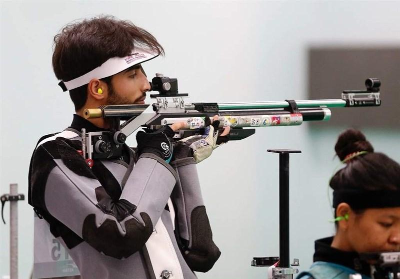 تیراندازی قهرمانی جهان - کرهجنوبی| تیم میکس تفنگ جوانان ایران به نقره رسید