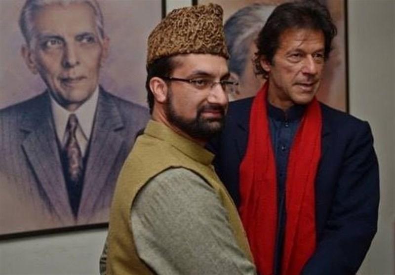کشمیری حریت رہنماؤں کی عمران خان کو وزیراعظم بننے پر مبارکباد