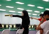 اعلام ترکیب تیراندازان ایران به تفکیک مادهها در المپیک