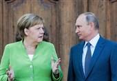 No Agreements at Merkel, Putin Meeting near Berlin