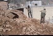 """روایتی از زندگی """"زیر سقف کاهگلی""""; گروههای جهادی سرپناه 100 ساله را بازسازی کردند"""