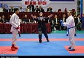 پایان جام چهاردهم وحدت و دوستی ارومیه با قهرمانی کاراتهکاهای ایران