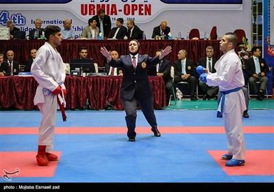 چهاردهمین دوره مسابقات بین المللی جایزه بزرگ کاراته جام وحدت و دوستی