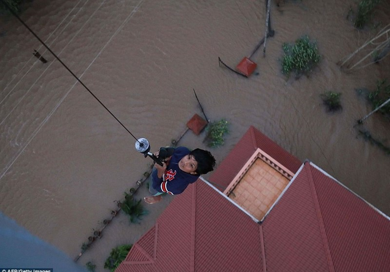 300,000 Left Homeless as Death Toll from Flooding in India Reaches 324 (+Photos, Video)