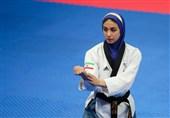 بازیهای آسیایی 2018| خودداری بانوی پومسهکار ایران از دست دادن با رئیسجمهور اندونزی + فیلم