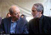 تشییع پیکر مرحوم عزت الله انتظامی