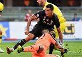 ثبت آماری جالب از رونالدو در فوتبال ایتالیا