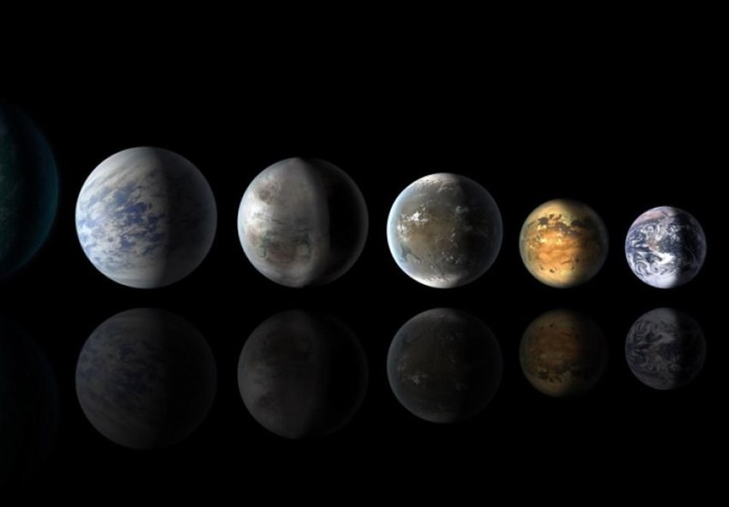 Exoplanets May Contain Vast Amounts of Water: Study