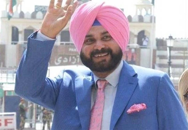 سدھو نے بھارت میں ہونے والی تنقید مسترد کردی