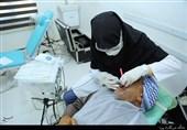 اردوی جهادی درمانی قرارگاه جهادی امام رضا(ع)