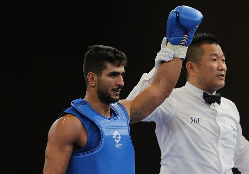 Asian Games: Mohammadseifi Earns Iran's Ninth Gold Medal