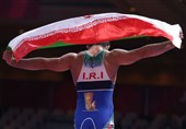 Asian Games: Hassan Yazdani Takes First Gold for Iran