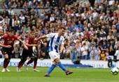لیگ برتر انگلیس| برایتون در غیاب جهانبخش اولین شکست فصل منچستریونایتد را رقم زد