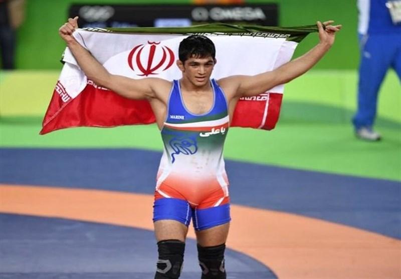 ایران تحرز میدالیتین ذهبیتین فی الیوم الاول من دورة الالعاب الاسیویة