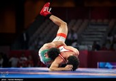 Iranians Head to Budapest to Participate at Wrestling World C'ships