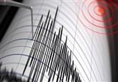"""هزة أرضیة بقوة 4.1 على مقیاس ریختر تضرب منطقة """"تازه آباد"""""""
