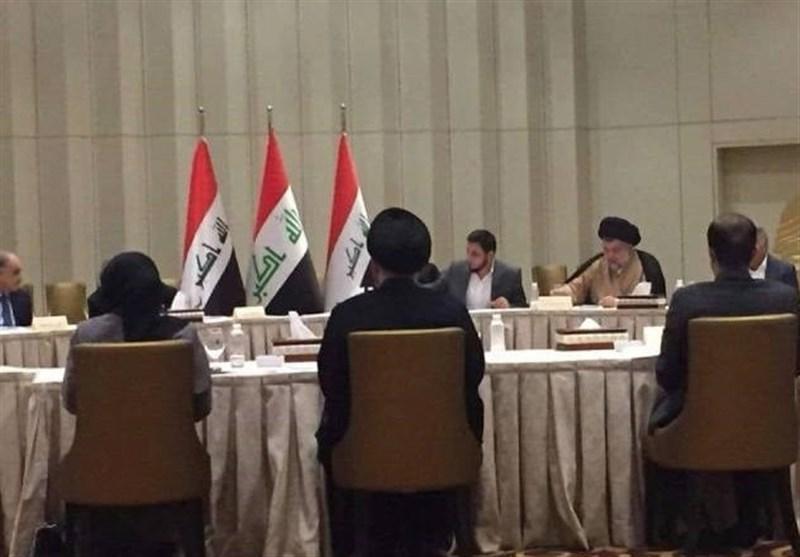 عراق| توافق سائرون، النصر،حکمت و الوطنیه برای تشکیل فراکسیون اکثریت؛ تاکید عصائب اهل الحق بر لزوم خروج آمریکاییها