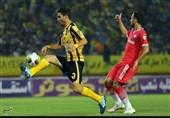 لیگ برتر فوتبال|تساوی سپاهان و تراکتورسازی در زیباترین بازی هفته