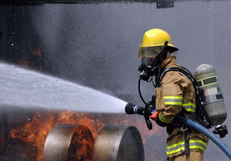 آتشسوزی تانکر بنزین در شهران